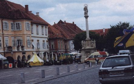 Bad Radkersburg Square