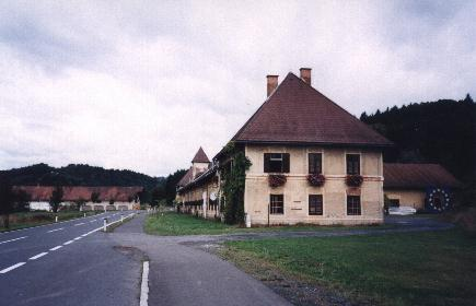 Building near Kornburg