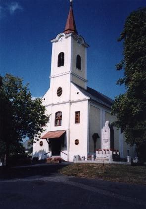 Church at Maria Bild