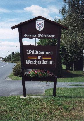 Willkommen in Weichselbaum